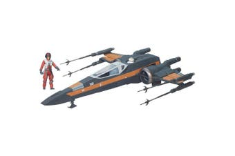 Star Wars The Force Awakens 9.5cm Vehicle Poe Dameron's X-Wing