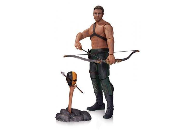 DC Comics Arrow Oliver Queen & Totem Action Figure