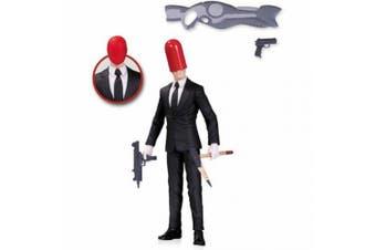 DC Comics Designer Series 2 Greg Capullo Red Hood Action Figure