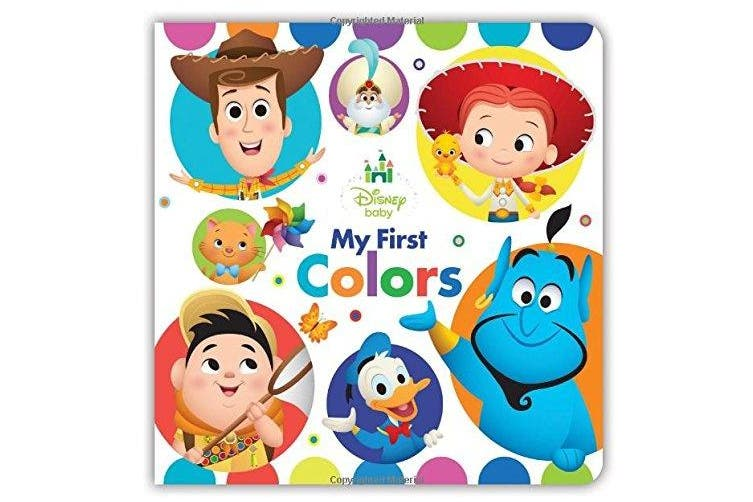 My First Colors (Disney Baby) [Board book]