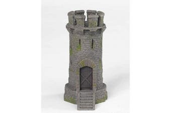 Bachmann Trains Thomas and Friends Black Loch Folly Resin Building Scenery Item, HO Scale