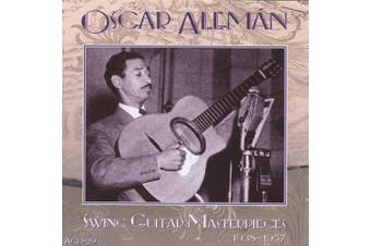 Swing Guitar Masterpieces 1937-1957