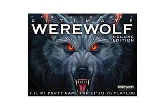 Bezier Games UWDX Ultimate Werewolf Deluxe Edition