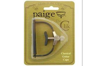 Paige PC-6CL-2.375 Clik Classical Guitar Capo Multi-Coloured
