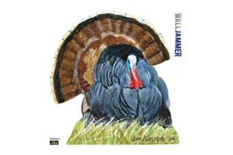 (48 x 48, Wild Turkey) - Wild Turkey - Advanced Graphics WallJammer
