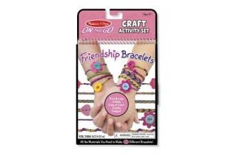 (Friendship Bracelets) - On-The-Go Crafts - Friendship Bracelets