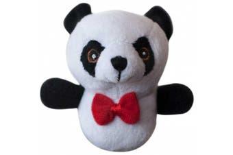 (PAN003, White) - Shutter Huggers PAN003 Mini Shutter Hugger for Portable Video Devices, Panda (White)