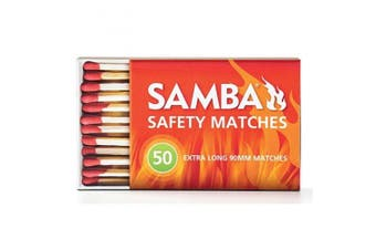 Samba Matches BBQ 90mm