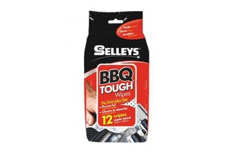 Selleys BBQ Tough Wipes 12s