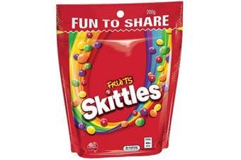 Skittles Fruits Bag 200g