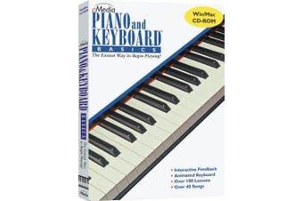eMedia Piano and Keyboard Basics Instructional Software
