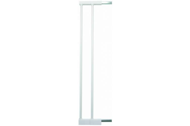Baby Dan Extend A Gate 58014-5400-10-85 2 Extensions for Premier, Pressure Fit, Danamic and Two Way Autoclose Safety Gates 2 x 7 cm White