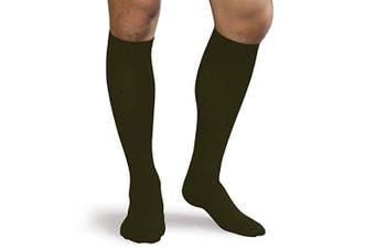 (X-Large, Tan) - Advanced Orthopaedics Men's Support Socks, Tan, X-Large