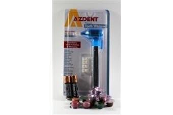 Azdent Tooth Polisher + 14 Cups Qartz Assorted Medium Grit Professional Tooth Polish