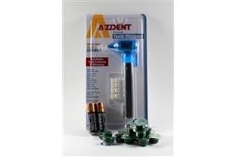 Azdent Tooth Polisher + 14 Cups Qartz Mint X-coarse Grit Professional Tooth Polish