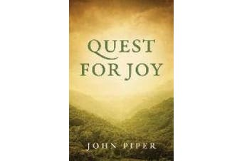 Quest for Joy (Pack of 25) (Proclaiming the Gospel)