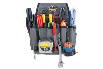 (13-Pockets) - Arsenal 5548 13-Pockets Electrician's Tool Pouch