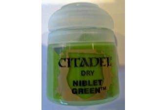 Citadel Dry Paint Niblet Green