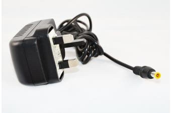 AC Adapter for use in UK / ASIA / MIDDLE EAST with SONY BDP-S1200, BDP-S2200, BDP-S3200, BDP-S4200, BDP-S5200 Blu Ray Players - also works on Region Free Blu-Ray Disc Players - Take your SONY USA blu ray player abroad
