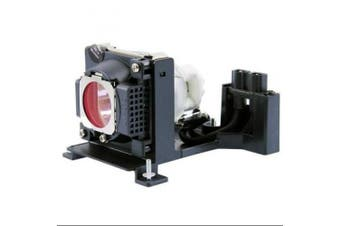 Mitsubishi Projector Lamp for SD200 LCD Projector Assembly with Original Bulb
