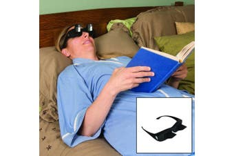Evelots Prism Glasses, Prism Eye Glasses or Bed Prism Spectacles