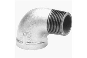 Anvil International 8700127858 2.5cm Galvanised, 90 Degree, Street Elbow