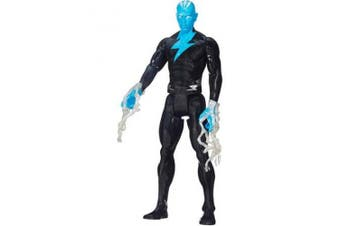 Marvel Ultimate Spider-Man Titan Hero Series Electro Figure