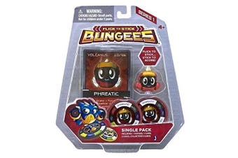 Bungees Single Pack with Phreatic