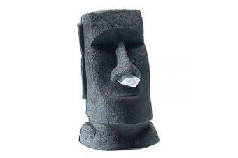 Rotary Hero Moai Tissue Holder, Grey
