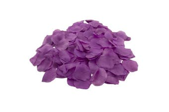 (2000, Light Purple) - Magik 1000~5000 Pcs Silk Flower Rose Petals Wedding Party Pasty Tabel Decorations, Various Choices (2000, Light Purple)