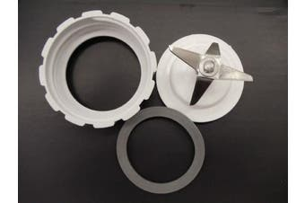NEW Replacement Blade for Hamilton Beach Blender With Base Bottom Cap,Sealing Gasket