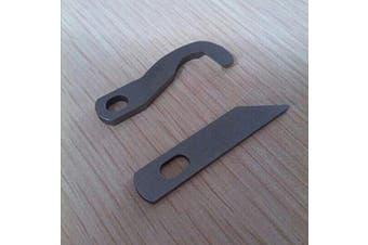 Brother overlock knife 929D 1034D 1134D Upper & Lower Knife XB0563001 X77683001