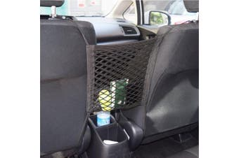 Jackey Awesome®Car Armrests Seats Purse Storage Organiser, Children Kids Disturb Stopper,Universal Car Truck Storage Luggage Hooks Hanging Organiser Holder Seat Bag Mesh Net,Storage Add On