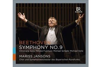 Beethoven: Symphony No. 9 [2012 Recording]