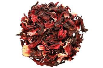 (120ml) - Hibiscus Tea - Organic Tea - Chinese Tea - Herbal Tea - Flower Tea - Tea - Loose Tea - Loose Leaf Tea - 120ml