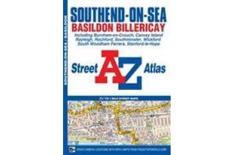 Southend-on-Sea A-Z Street Atlas (Town and City Maps & Atlases) (Town and City Maps & Atlases)