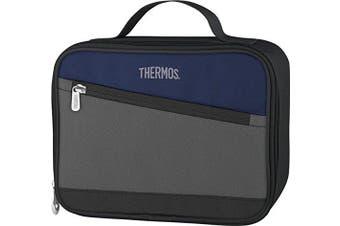 (Midnight Blue) - Thermos Essentials Standard Lunch Kit, Midnight Blue