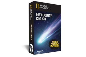Meteorite Dig Kit - A Space Science Adventure by National Geographic