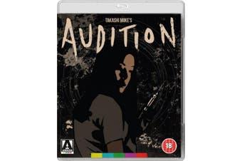 Audition [Region B] [Blu-ray]