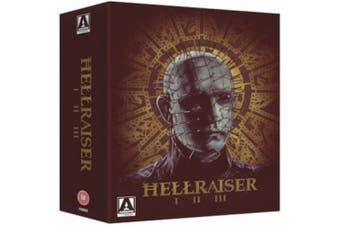 Hellraiser Trilogy [Region B] [Blu-ray]