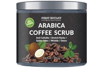 (350ml) - Natural Arabica Coffee Scrub