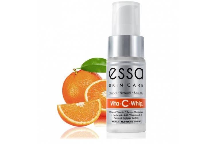 "ESSA Skin Care - Vita-C-Whip - Best Vitamin C Serum ""Whipped"" Moisturiser and Anti Wrinkle Skin Care Cream with Anti Ageing benefits of Vitamin A, Hyaluronic Acid, Vitamin E, Green Tea Extracts."