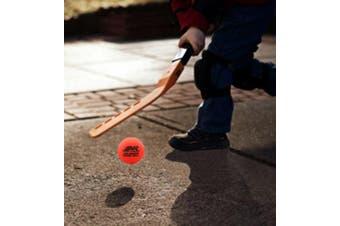 (Orange) - A & R Sports Low Bounce Street Hockey Ball
