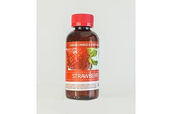 Candlewic Strawberry Candle & Soap Fragrance, 120ml