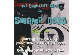 Excellent Sides of Swamp Dogg, Vol. 4