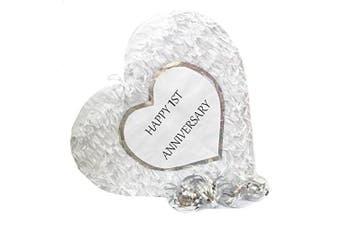 APINATA4U Happy Anniversary Heart Pinata 48cm Tall