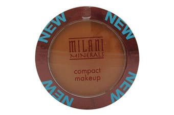(Warm) - Milani Mineral Compact Makeup, Warm, 10ml
