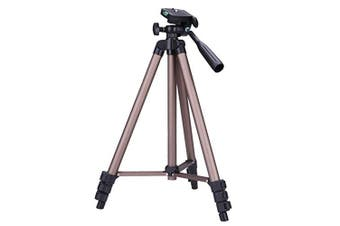 Maxsimafoto - MSF313 Lightweight Tripod for Canon 100D 100D 1200D 550D 600D 650D 700D 750D 760D G3X G1X G12 G15 G16 SX160 SX170 SX700 SX710 SX600 SX610
