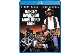 Harley Davidson and the Marlboro Man [Region 4]