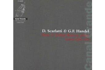 Music for Guitars & Cello by D. Scarlatti & G.F. Handel